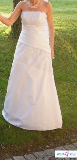 Piękna Suknia Ślubna!!!!!