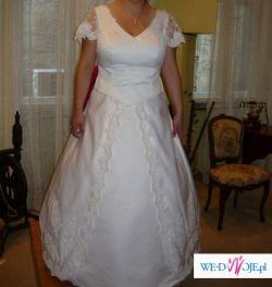 Piękna śuknia ślubna