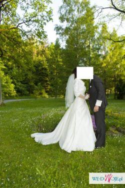Piękna Suknia Ślubna AMAYA 2011