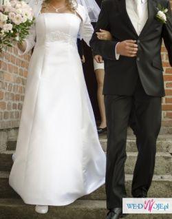 Piękna suknia ślubna Amelia