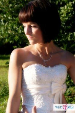 Piękna suknia ślubna Annais Bridal Bonnie! r.34 (36)