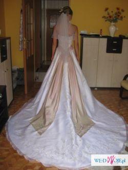 Piękna suknia ślubna Aspera 4290