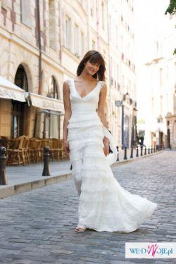 """Piękna suknia ślubna """"Dolly"""""""
