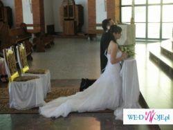 Piękna suknia ślubna Fiena (Cymbeline)