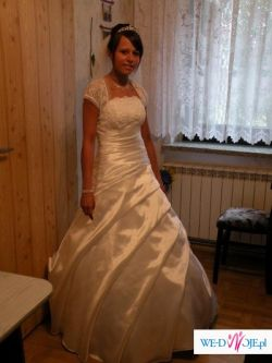 Piękna suknia slubna Firmy Gala model Aizza!!!
