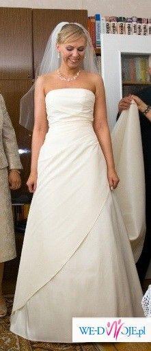 Piękna suknia ślubna firmy Mystic Collection - model Mystic (MY 0603