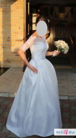 Piękna suknia ślubna Gala