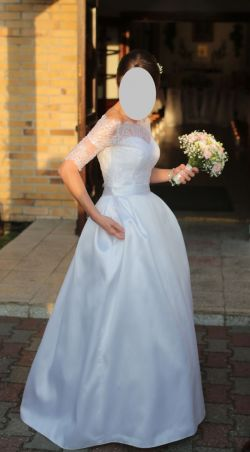 Piękna suknia ślubna Gemma