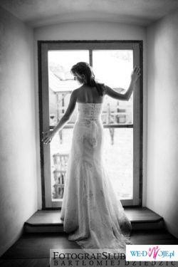 piękna suknia ślubna Hailin-salon Karina