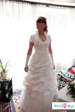 piękna suknia ślubna jaka suknia taka cena to wielka okazja dla ciebie