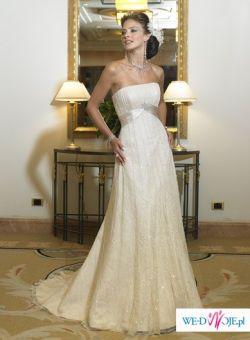 Piękna suknia ślubna Jessica, Maggie Sottero