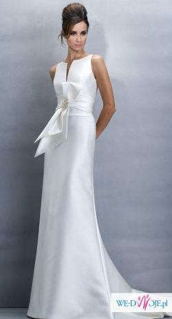 Piękna suknia ślubna JESUS PEIRO 104
