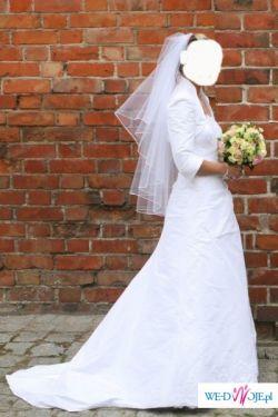 Piękna suknia ślubna Julia Rosa