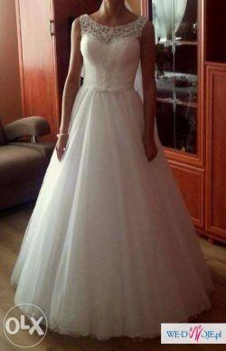 Piękna suknia ślubna - kolekcja 2015