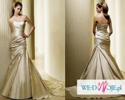 Piękna suknia ślubna La Sposa Fanal