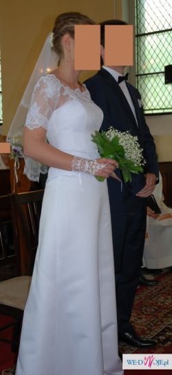 Piękna suknia ślubna marki Elizabeth Passion