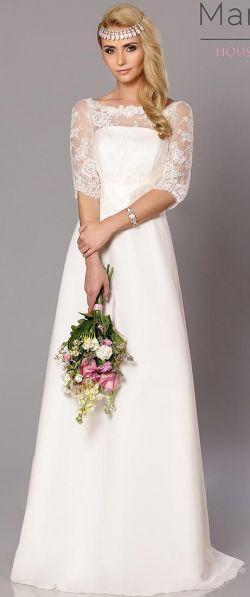d81a835d8f Piękna suknia ślubna - Marry Me - stan IDEALNY!!! GDAŃSK - Suknie ...
