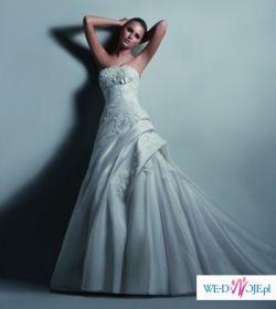 Piekna suknia ślubna model Amsterdam z kolekcji Blue kupiona w lipcu 2008 r.