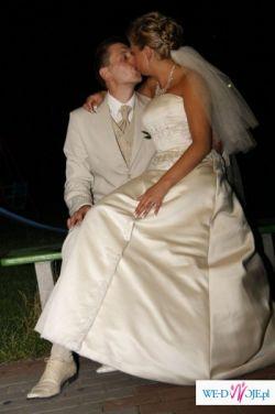Piękna suknia ślubna Mori Lee 8311