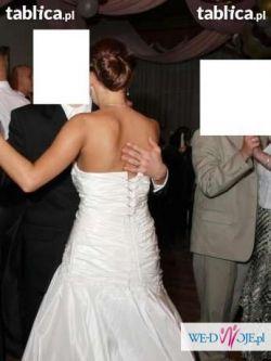"""Piękna Suknia Ślubna, MS Moda """"CELINA"""""""