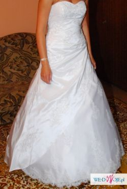 Piękna suknia ślubna- naprawdę warto