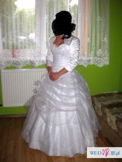 piękna suknia ślubna PRINCESA