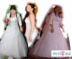 Piękna Suknia Ślubna rozmiar 44