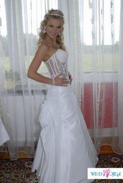 PIĘKNA! Suknia ślubna serenada Emmi mariage!!!