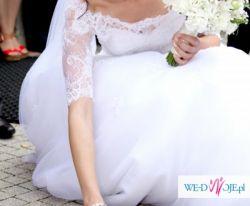 Piękna suknia ślubna Sincerity 3771 Rozmiar S (38) Mielec 900,00 zl