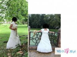 Piękna suknia ślubna - sprzedam