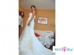 Piękna suknia ślubna St Patrick Rondalla