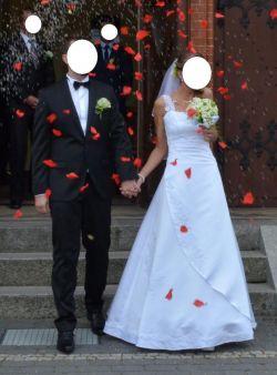Piękna Suknia Ślubna - SUPER OFERTA