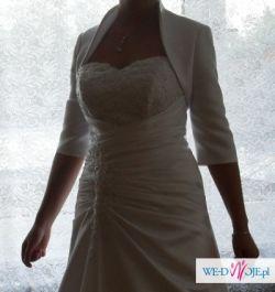 Piękna suknia ślubna! Tanio!