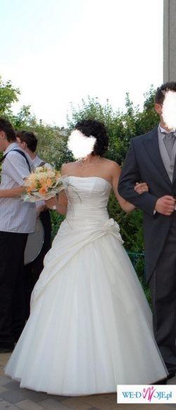 Piekna suknia slubna Vanessa salon Sposa! OKAZJA!!
