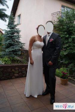 Piękna Suknia Ślubna Venus roz.38-40