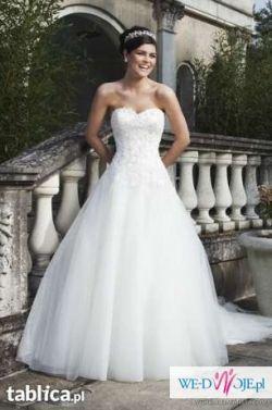 Piękna Suknia ślubna W Stylu Hiszpańskim Suknie ślubne