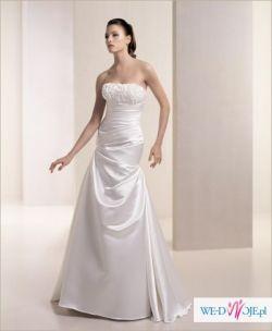 Piękna suknia ślubna WHITE ONE (używana) 3005, 2010