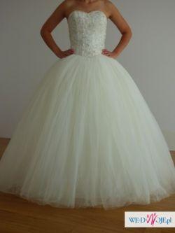 Piękna suknia ślubna WILLOW AFFEZIONE