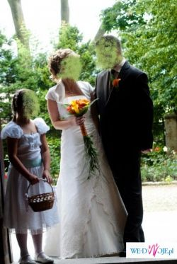 Piękna suknia ślubna z kolekcji gala model 2008- Danalea