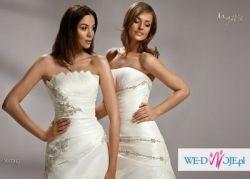 Piękna Suknia Ślubna z kolekcji Mystic wzór Natali z salonu Cymbeline