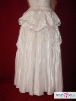 Piekna suknia ślubna za jedyne 150zł