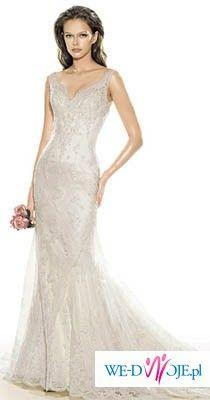 piękna suknia sonar - madonna