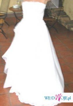 piękna suknia sprzedam?