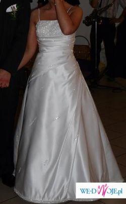 Piękna suknia super oferta