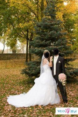 Piękna suknia Sweetheart 5838 z Salonu Adeline,