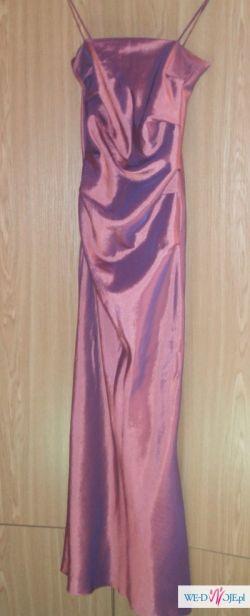 Piękna Suknia Syrenka