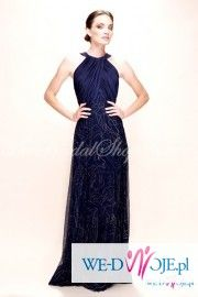 Piękna suknia TADASHI