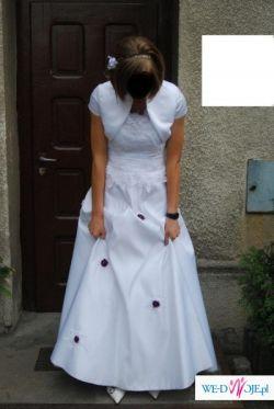 Piękna suknia w atrakcyjnej cenie.