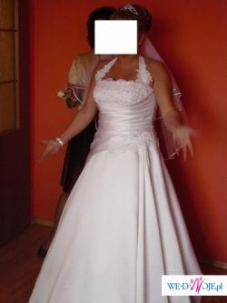 Piękna suknia w dużym rozmiarze