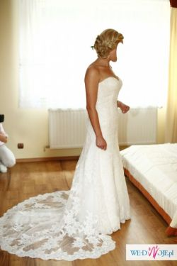 Piękna suknia z Hiszpanii-Amy Love- Folvie